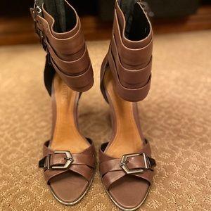 Schutz brown sandal heels size 9 - Never wore